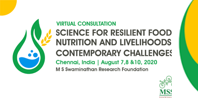Vice-President to launch MSSRF scientific conference with eminent speakers
