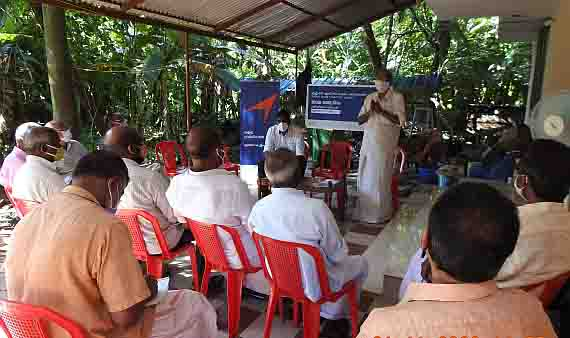 Focusing on Pokkali's unique paddy – fish ecosystem: tradition centre of Kerala's Fisheries Day