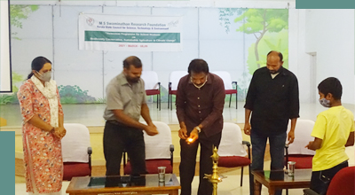 Awareness Programme for School Students on Biodiversity Conservation, Sustainable Agriculture & Climate Change